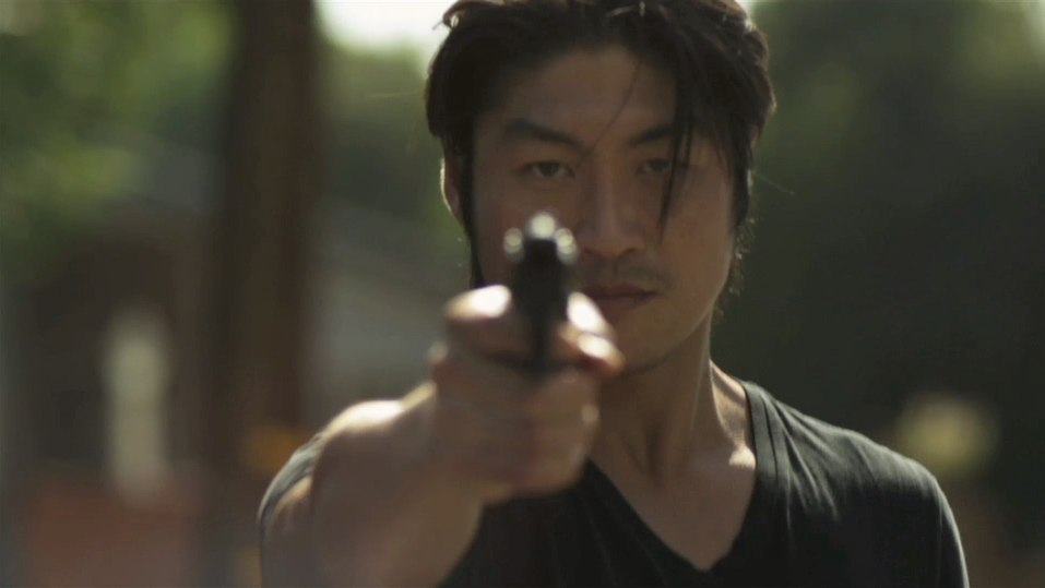 Brian Tee in Red Shift