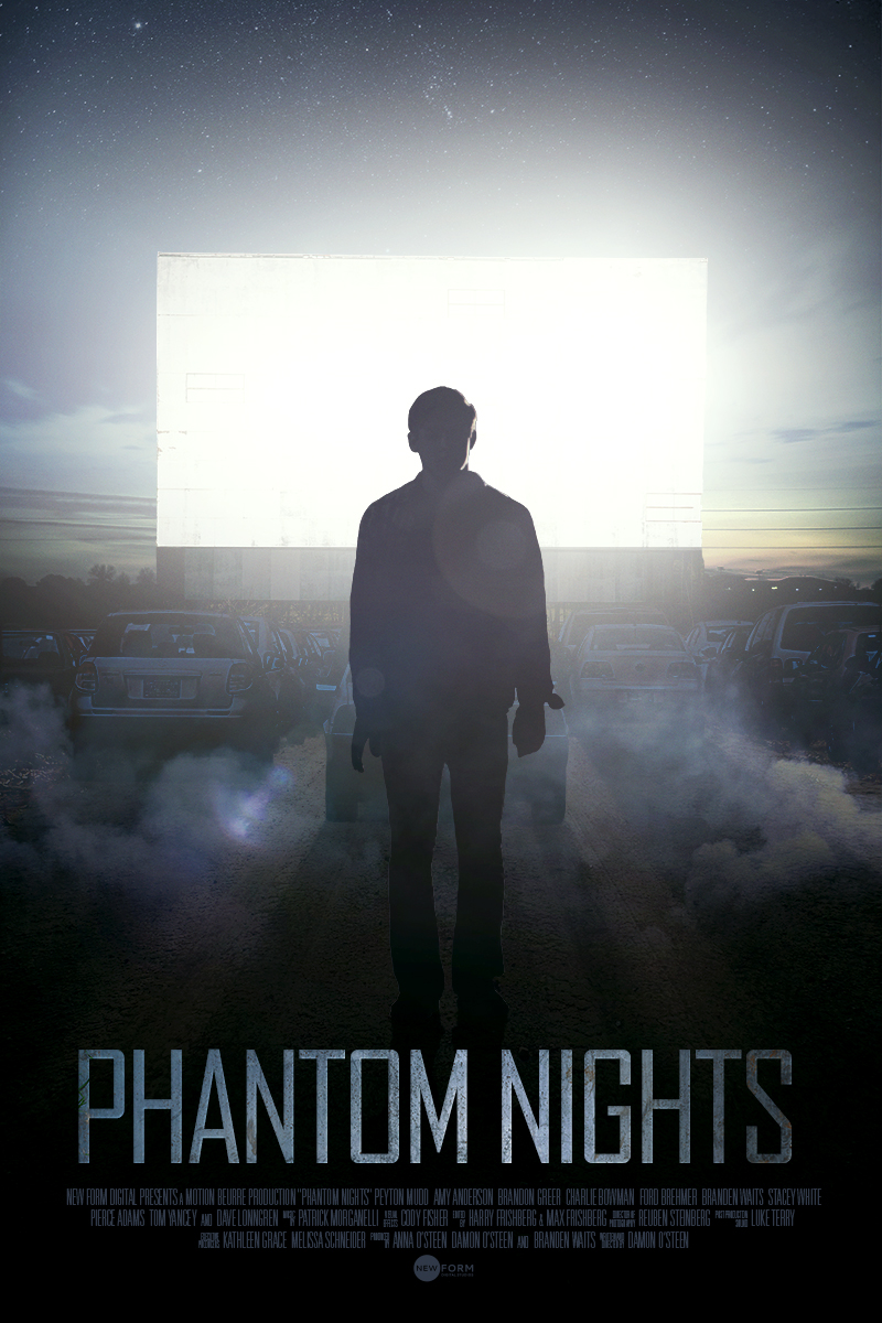 Phantom Nights Poster