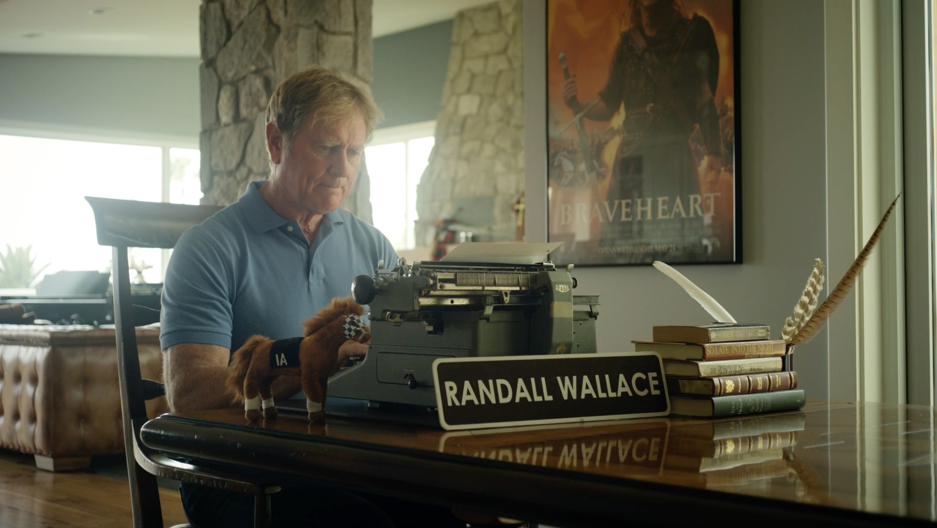 Writer/Director Randall Wallace