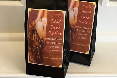 International clients, kit-two months supply of Organic Hair Growth