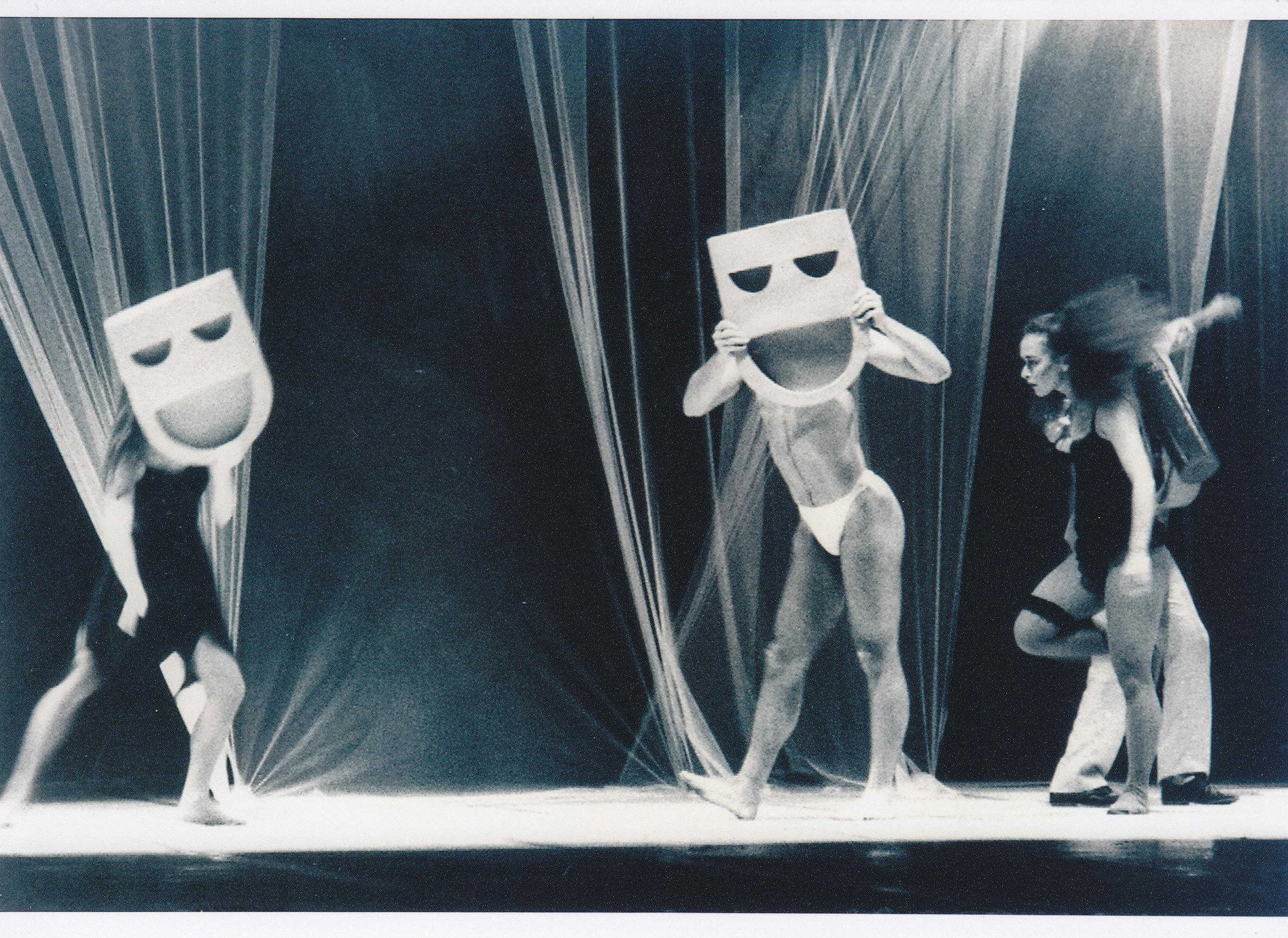 A casa da Infancia-modern dance