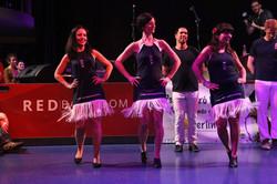 Juliana's students perform Berlin