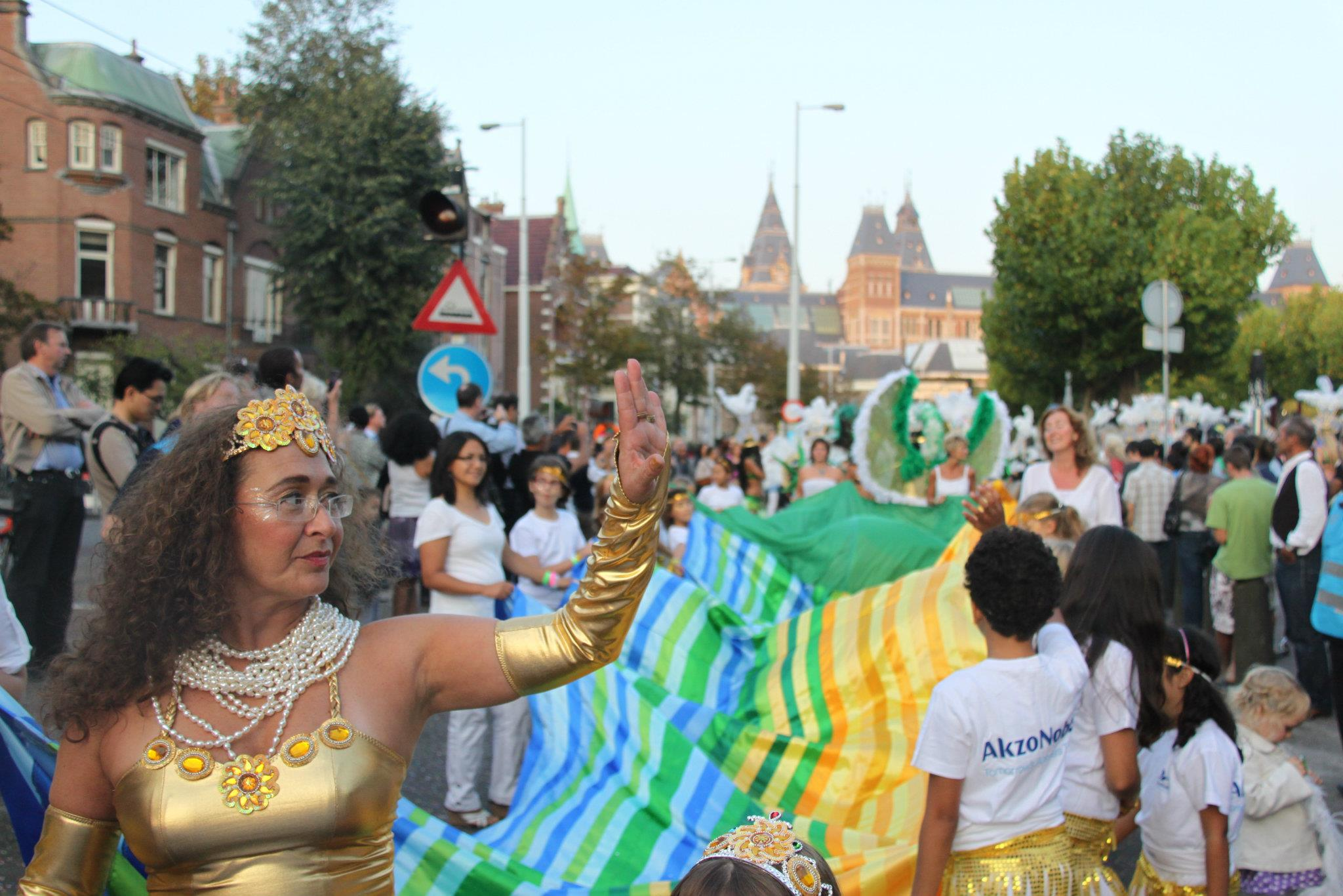 Week of Brazil in Amsterdam