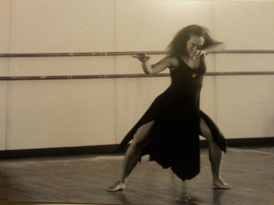 Juliana Braga @ modern dance company