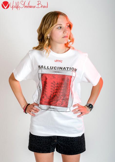 T-shirt Street Hallucination