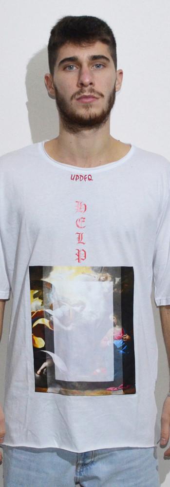 t-shirt oversize help