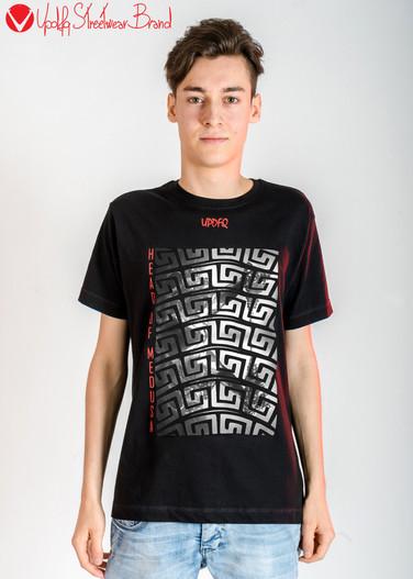 T-shirt Street Head Medusa