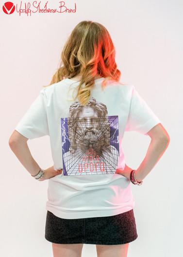 T-shirt Street Zeus
