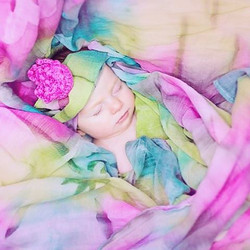 Littlest model Leigha!  #babyphotography , #catherinefiehn
