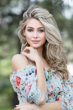 Kirby Elizabeth Self 2018 Miss SC Teen U