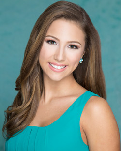 Miss Connectcut's Outstanding Teen Samantha Anderson