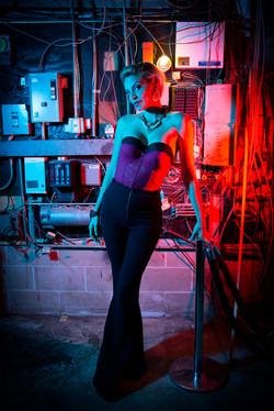 Lisa D'Amato ANTM for SU Magazine