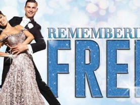 'Strictly' stars Aljaz & Janette pay tribute to Fred Astaire