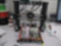 3D printing, OMA, lamp-shade, fablab, Lisbon, 3D