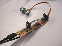 OMA, fablab, Lisbon, electronics, fabkit, PCB, solder paste, heat gun, arduino, micro-circuit, sonar sensor, arduino IDE