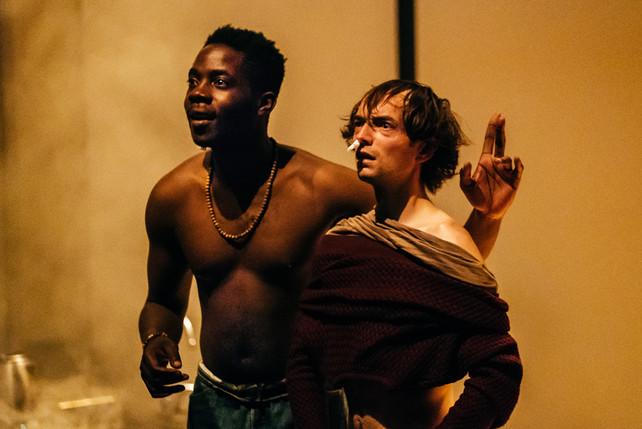 Les Mystiques - Theatre Irruptionnel