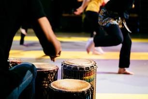 Atelier danse africaine
