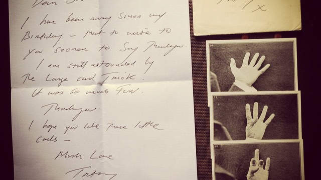 A Letter From Tracey Emin