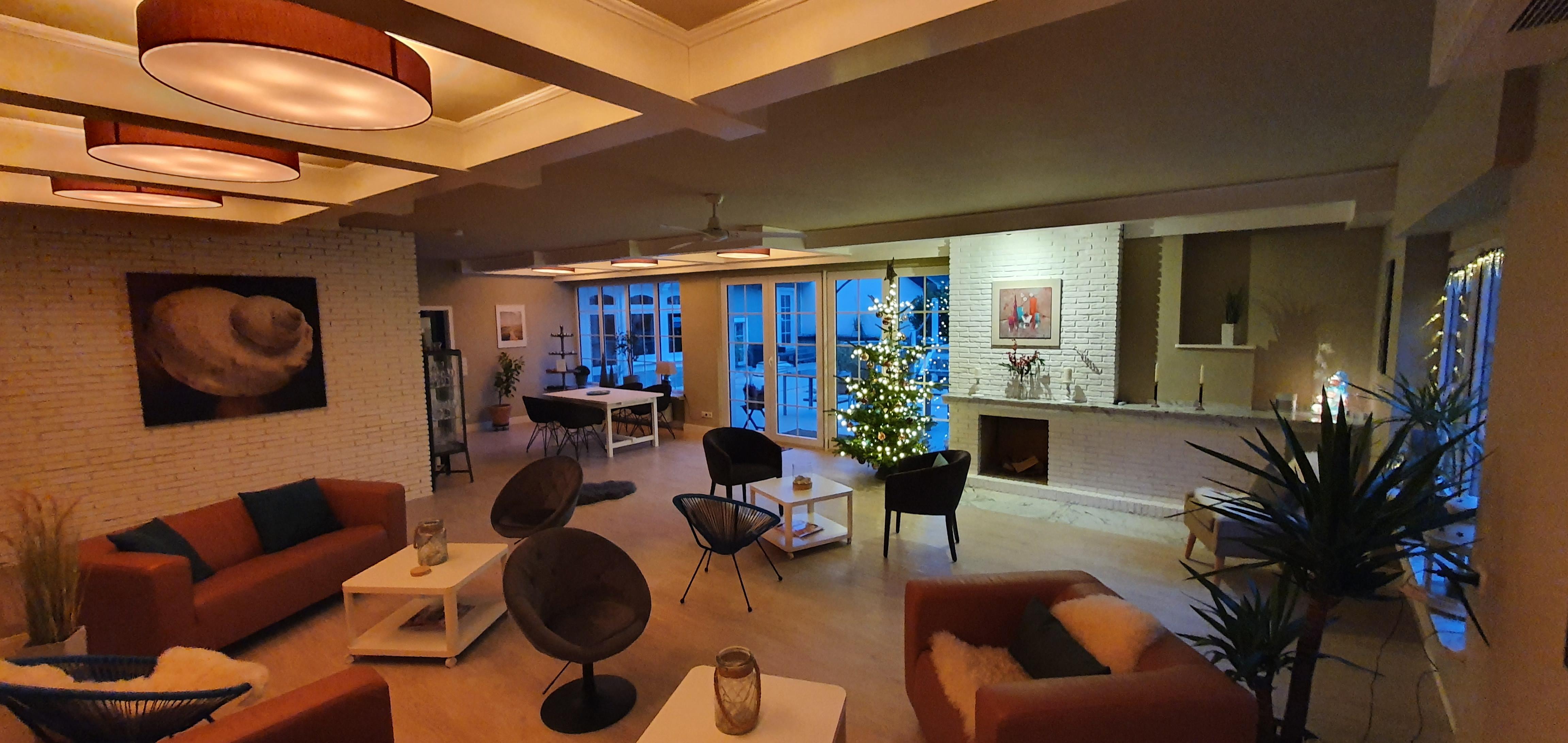 Lounge Weihnachten