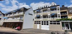 Front - Ansicht Hotel