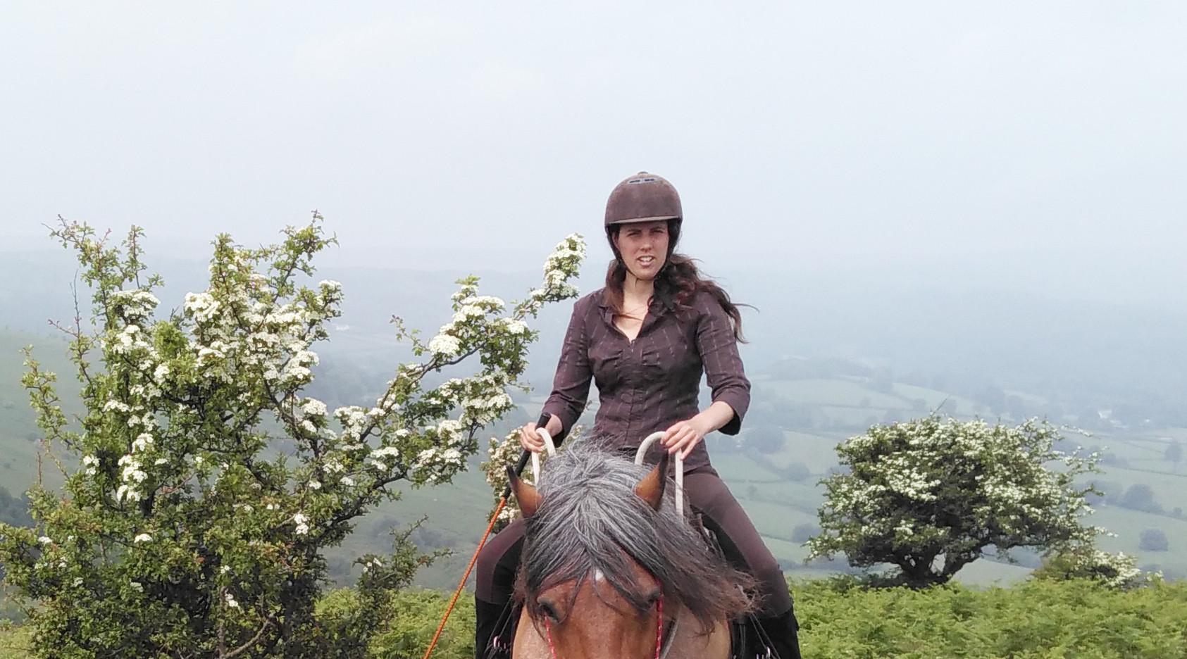Riding naturally
