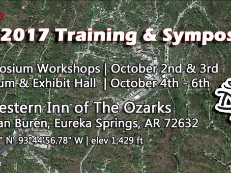 Announcing the Arkansas GIS 2017 Training & Symposium