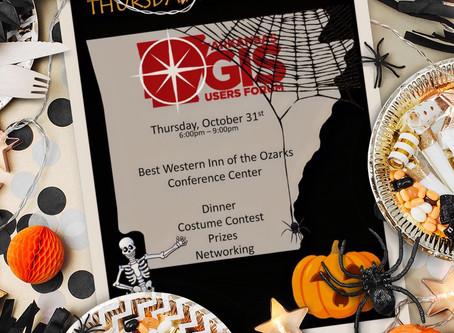Halloween Night 🎃 Dinner & Social