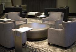M Club Lounge Seating Area