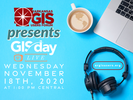 Registration Now Open for Arkansas GIS Day