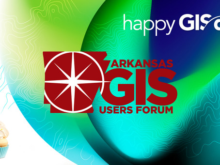 We hope you enjoyed Arkansas GIS Day!
