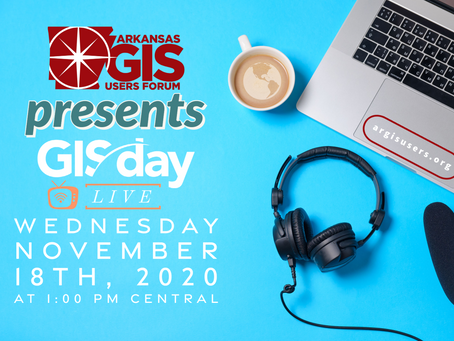📺 Watch GIS Day 2020
