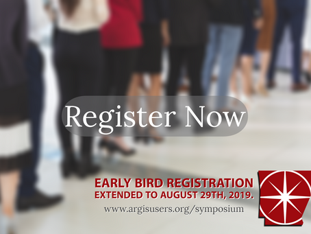 Early Bird Registration Deadline Extended