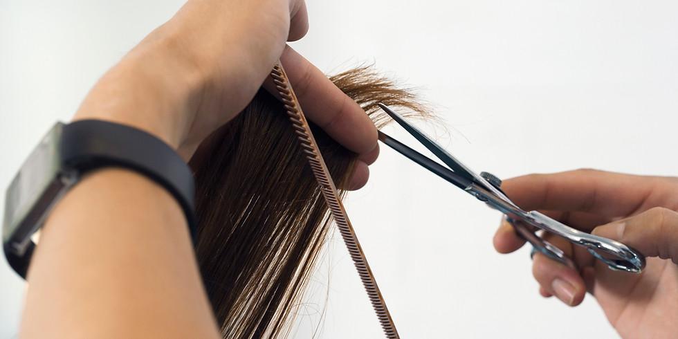 Free Haircuts (Love Week)