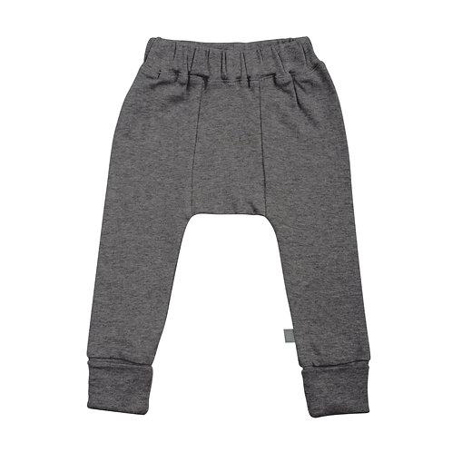 Organic Basics Pant - Charcoal