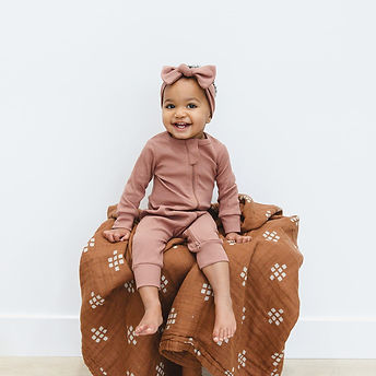 Dusty Rose Ribbed Two-piece Cozy Set 2.j