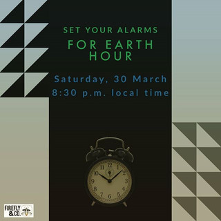 Every year Earth Hour is celebrated across the globe when people switch off their lights f