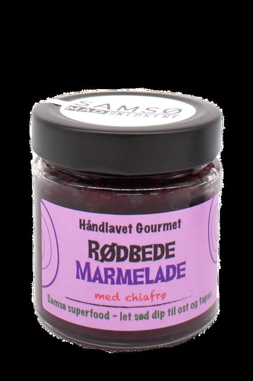Rødbede marmelade (vejl. udsalgspris pr. stk. inkl. moms er 59 kr.)