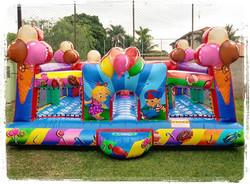 Kid play festa doce