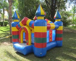 Balão pula pula Castelo