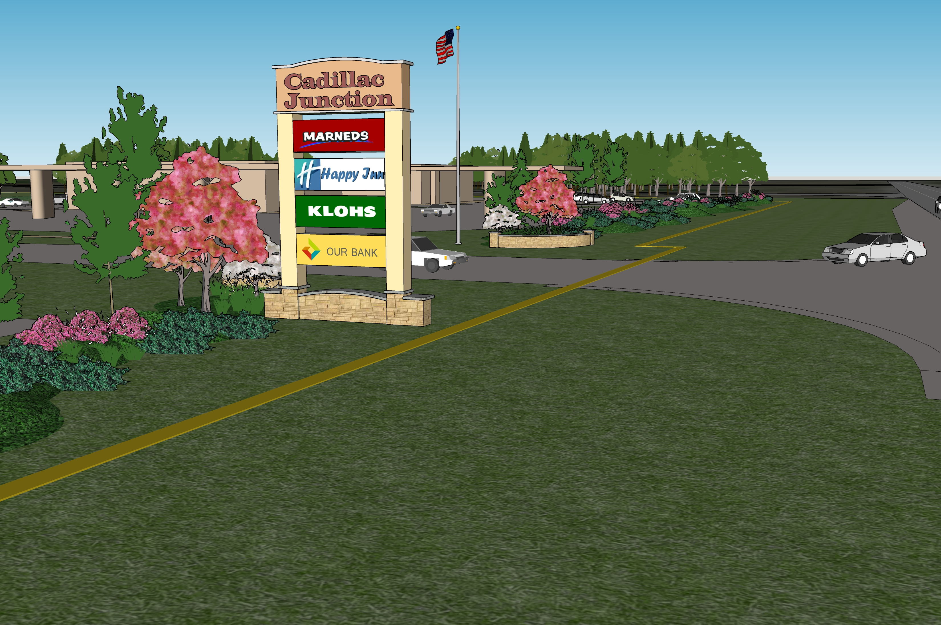 Cadillac Junction