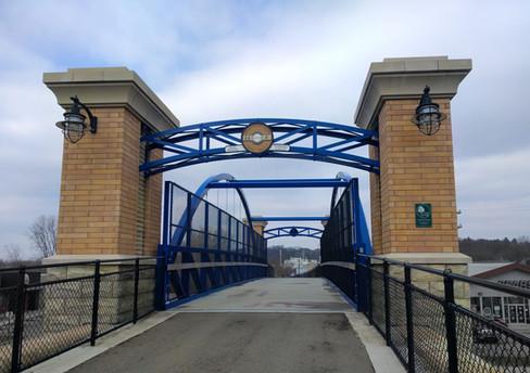 Ionia Pedestrian Bridge