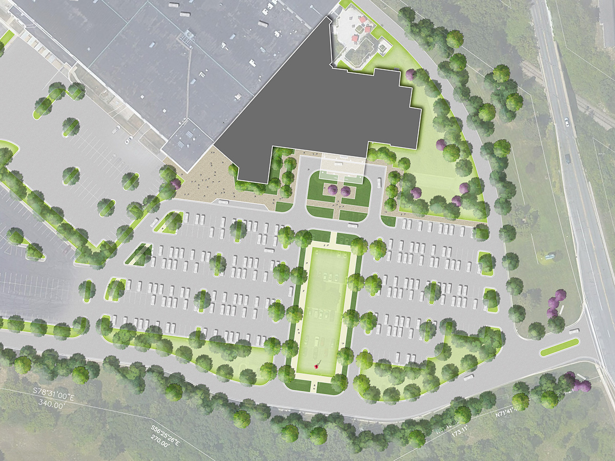 Corporate Campus Master Plan Studies
