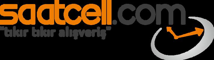 saatcell.com Logo ve Markalama Çalışması