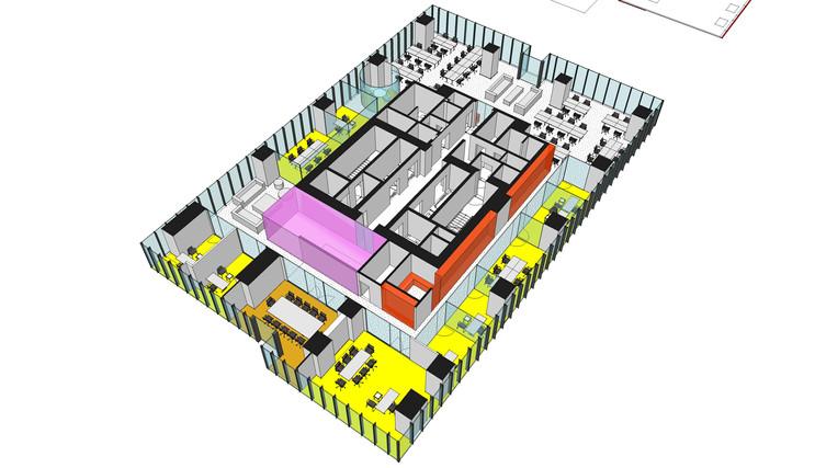 nesine.com Ofis Tasarımı