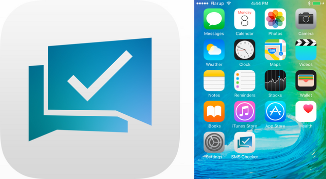 Sms Checker App | Launcher Icon