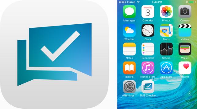 Sms Checker App   Launcher Icon