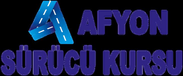 AFYON SÜRÜCÜ KURSU Logo ve Markalama Çalışması