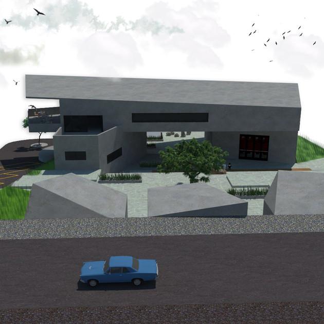 Proje 4 - Mülteci Sosyal Kültür Merkezi