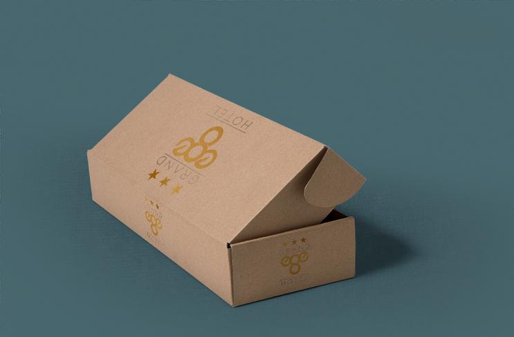GRAND ege HOTEL Kurumsal Kimlik ve Logo Çalışması