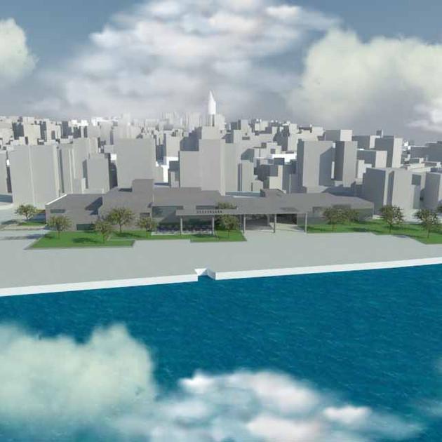 Proje 6 - Karaköy Gösteri Merkezi